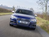 Audi S4 Avant UK-spec (B9) 2017 pictures
