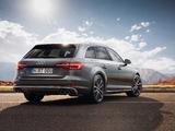 Audi S4 Avant AU-spec (B9) 2017 pictures