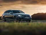 Audi S4 Avant AU-spec (B9) 2017 wallpapers