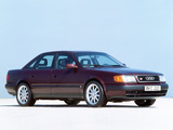 Images of Audi S4 Sedan (4A,C4) 1991–94