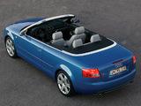 Images of Audi S4 Cabrio (B6,8H) 2002–05