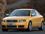 Images of Audi S4 Sedan ZA-spec (B6,8E) 2003–05