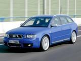 Images of Audi S4 Avant (B6,8E) 2003–05