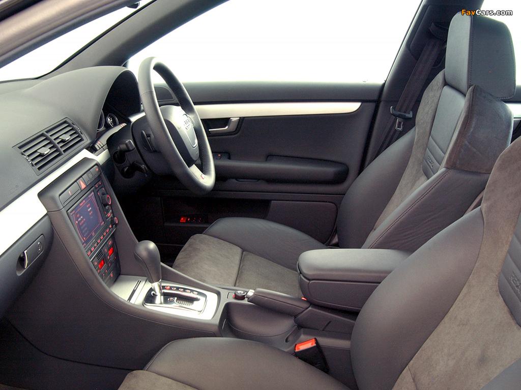 Images of Audi S4 Avant ZA-spec (B7,8E) 2005–08 (1024 x 768)