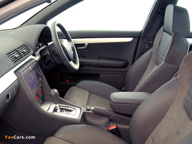 Images of Audi S4 Avant ZA-spec (B7,8E) 2005–08 (640 x 480)