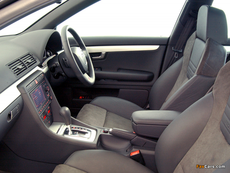 Images of Audi S4 Avant ZA-spec (B7,8E) 2005–08 (800 x 600)