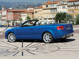 Images of Audi S4 Cabriolet (B7,8H) 2007–08