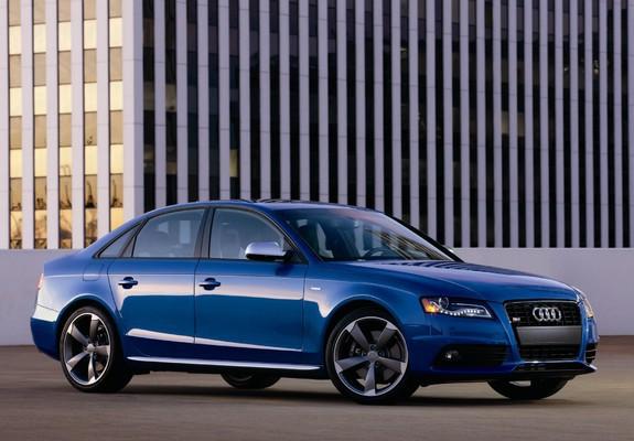 Images Of Audi S4 Sedan Us Spec B88k 2009