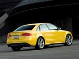 Images of Audi S4 Sedan US-spec (B8,8K) 2009