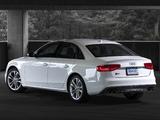 Images of Audi S4 Sedan US-spec (B8,8K) 2012