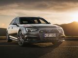 Images of Audi S4 Avant AU-spec (B9) 2017