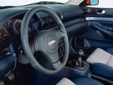 Photos of Audi S4 Sedan (B5,8D) 1997–2002