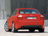 Photos of Audi S4 Sedan (B6,8E) 2003–05