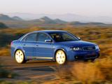 Photos of Audi S4 Sedan US-spec (B6,8E) 2003–05