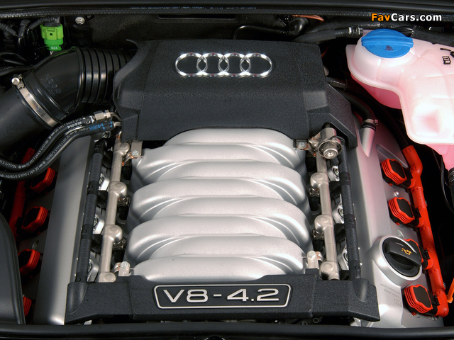 Photos of Audi S4 Avant ZA-spec (B7,8E) 2005–08 (640 x 480)