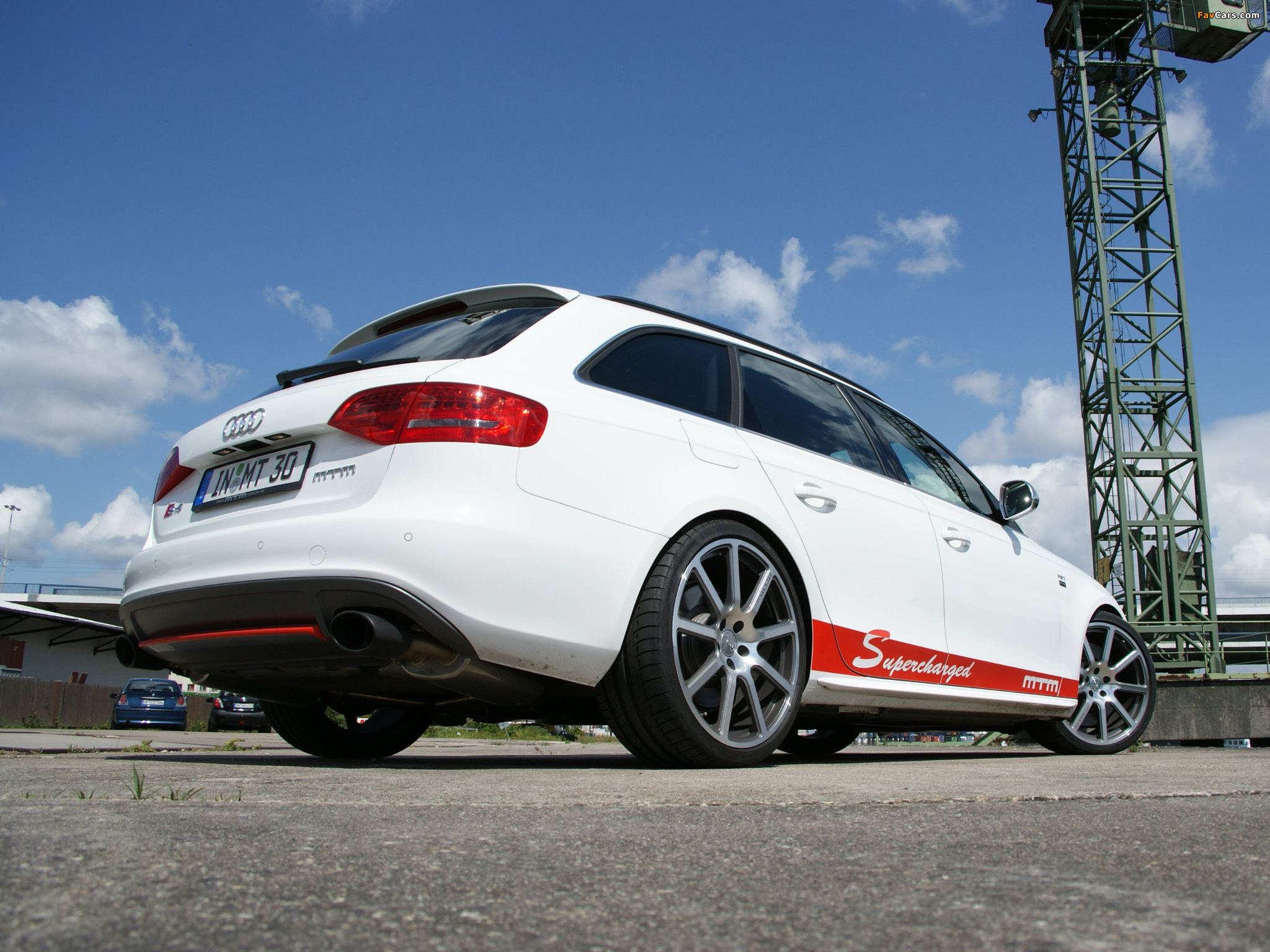 Photos of MTM Audi S4 Avant (B8,8K) 2009 (2048 x 1536)