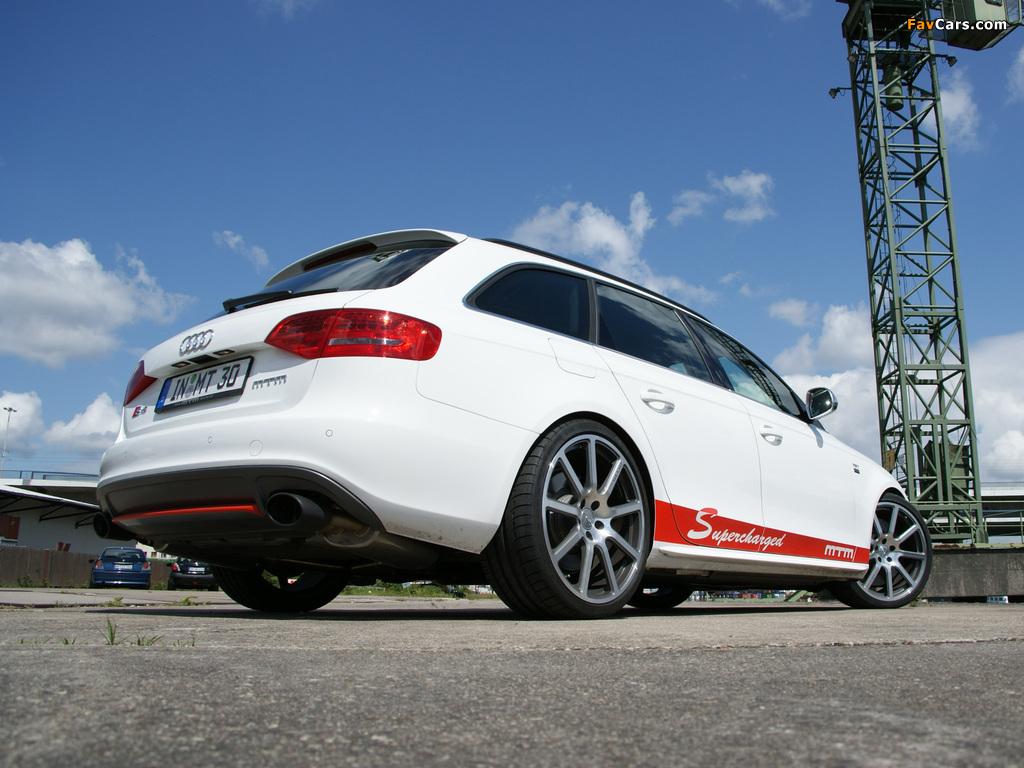 Photos of MTM Audi S4 Avant (B8,8K) 2009 (1024 x 768)