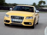 Photos of Audi S4 Sedan (B8,8K) 2009–11
