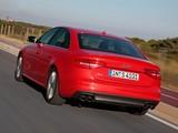 Photos of Audi S4 Sedan (B8,8K) 2012