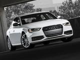 Photos of Audi S4 Sedan US-spec (B8,8K) 2012