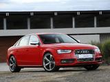Photos of Audi S4 Sedan ZA-spec (B8,8K) 2012