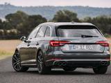 Photos of Audi S4 Avant AU-spec (B9) 2017