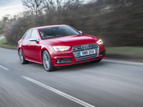 Photos of Audi S4 Sedan UK-spec (B9) 2017
