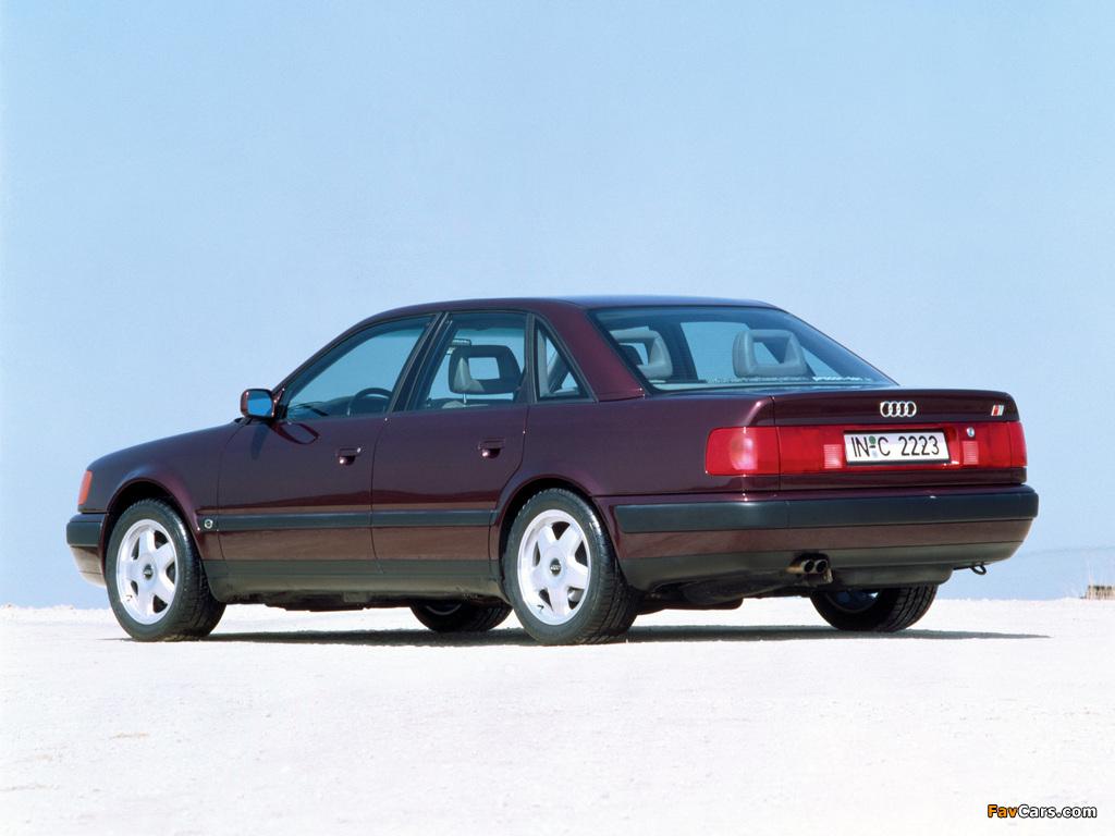 Pictures of Audi S4 Sedan (4A,C4) 1991–94 (1024 x 768)