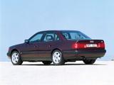 Pictures of Audi S4 Sedan (4A,C4) 1991–94