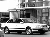 Pictures of Audi S4 Sedan UK-spec (4A,C4) 1991–94