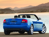 Pictures of Audi S4 Cabrio US-spec (B6,8H) 2002–05