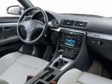 Pictures of Audi S4 Sedan (B6,8E) 2003–05