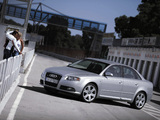 Pictures of Audi S4 Sedan (B7,8E) 2005–07