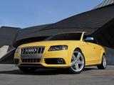 Pictures of Audi S4 Sedan US-spec (B8,8K) 2009