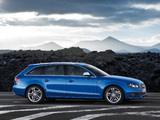 Pictures of Audi S4 Avant (B8,8K) 2009–11