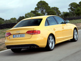 Pictures of Audi S4 Sedan (B8,8K) 2009–11