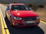 Pictures of Audi S4 Avant AU-spec (B8,8K) 2012