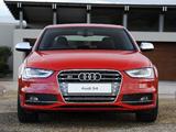 Pictures of Audi S4 Sedan ZA-spec (B8,8K) 2012