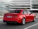 Pictures of Audi S4 Sedan (B8,8K) 2012