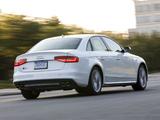 Pictures of Audi S4 Sedan US-spec (B8,8K) 2012