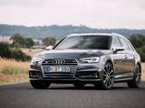 Pictures of Audi S4 Avant AU-spec (B9) 2017