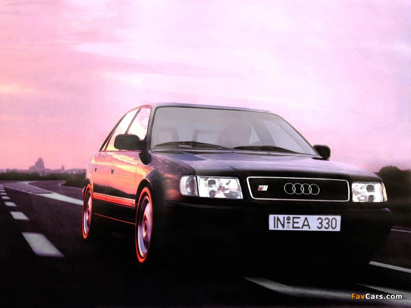Audi S4 Sedan (4A,C4) 1991–94 wallpapers (800 x 600)