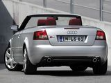 Audi S4 Cabrio (B6,8H) 2002–05 wallpapers
