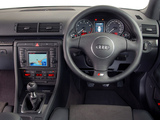 Audi S4 Sedan ZA-spec (B6,8E) 2003–05 wallpapers