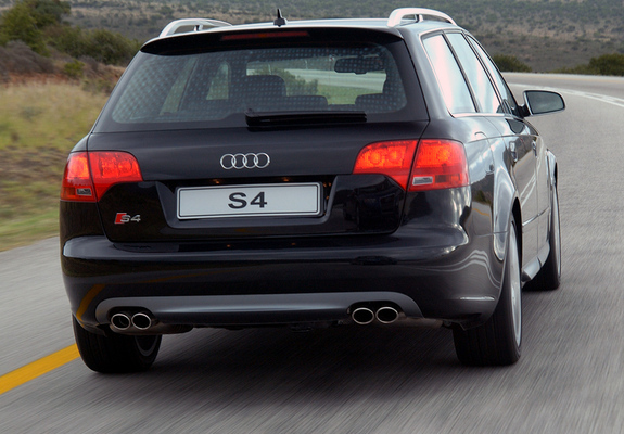 Audi S4 Avant Za Spec B78e 200508 Wallpapers