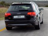 Audi S4 Avant ZA-spec (B7,8E) 2005–08 wallpapers