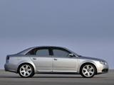 Audi S4 Sedan (B7,8E) 2005–07 wallpapers