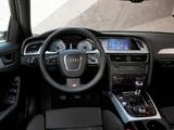 Audi S4 Sedan US-spec (B8,8K) 2009 wallpapers