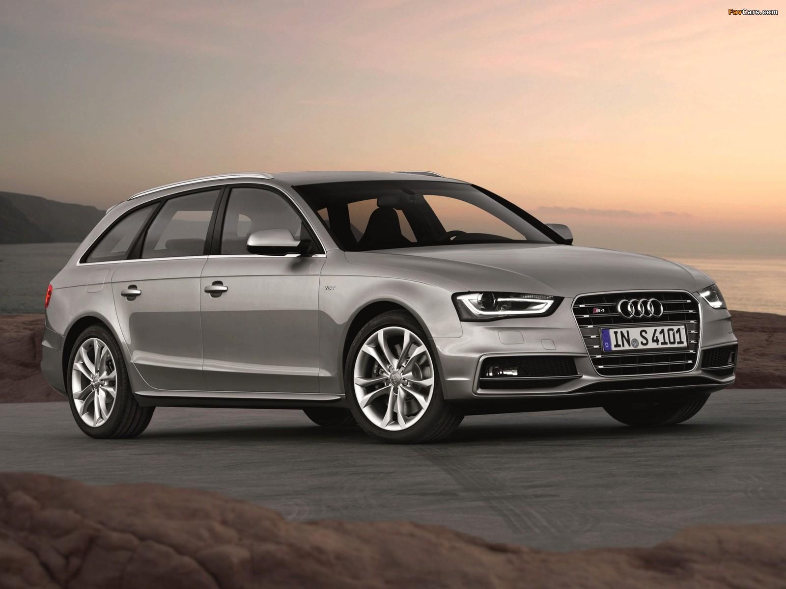 Audi S4 Avant B8 8k 2012 Wallpapers 1600x1200
