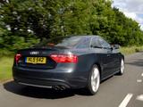 Audi S5 Coupe UK-spec 2008–11 images
